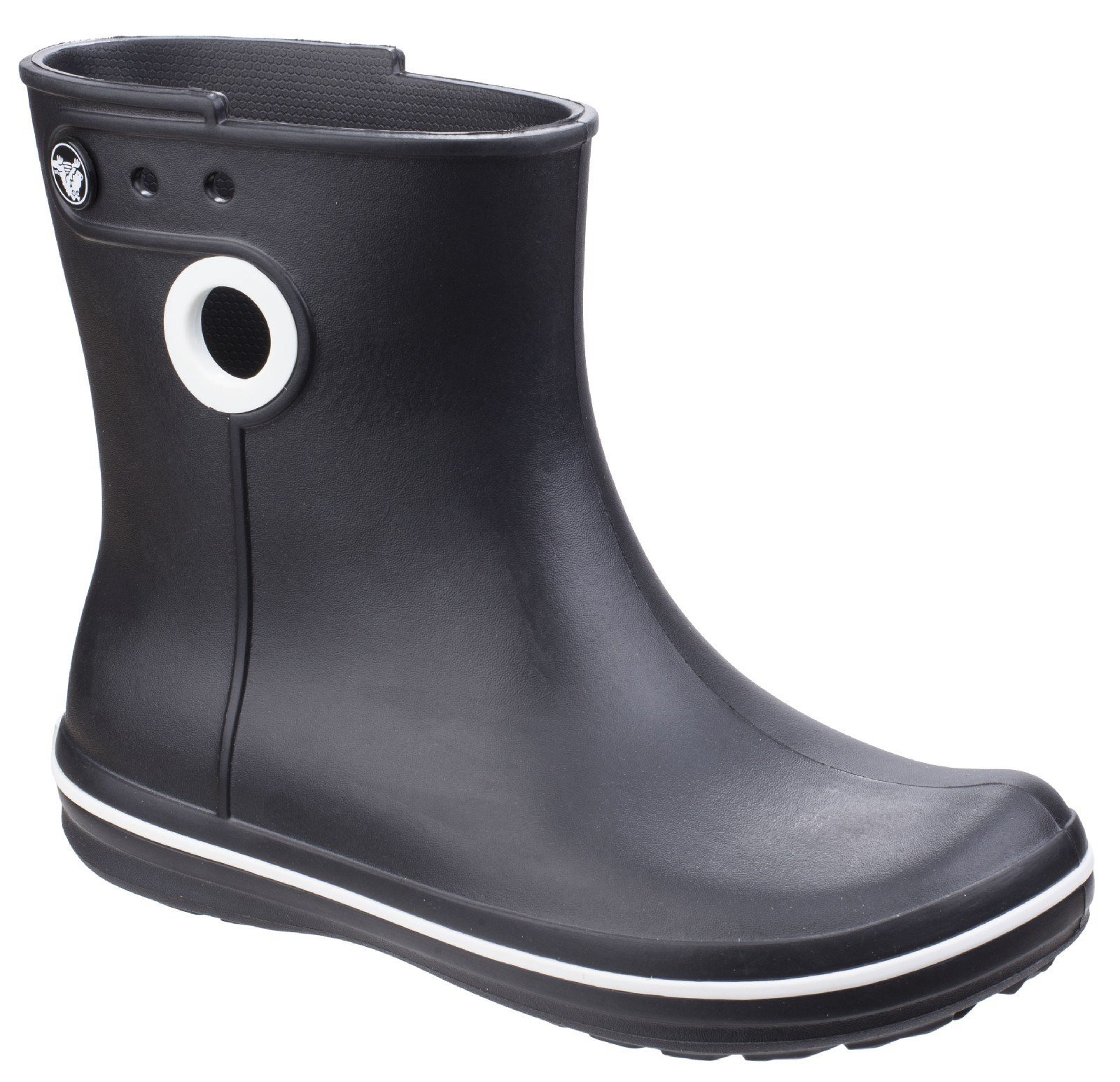 Crocs Women's Crocband Jaunt Shorty Boot Various Colours 21083 - Black 3