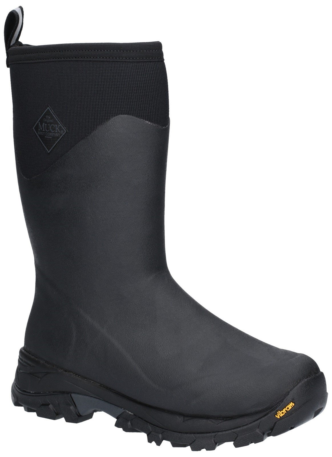 Muck Boots Unisex Arctic Ice Mid Boot Various Colours 27614 - Black 6