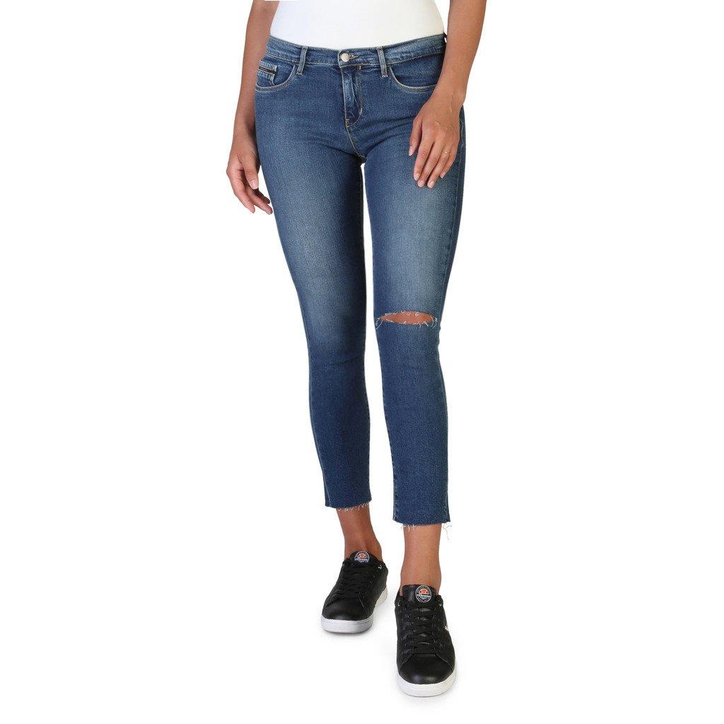 Calvin Klein Women's Jeans Blue J20J206206 - blue 25