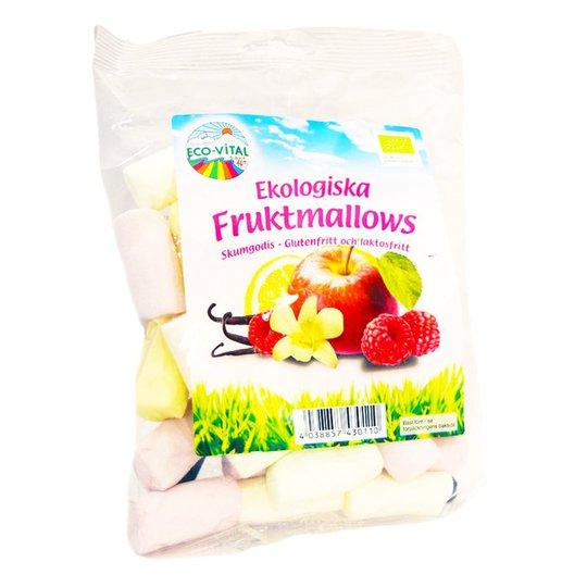 Fruktmarshmallows 90g - 32% rabatt