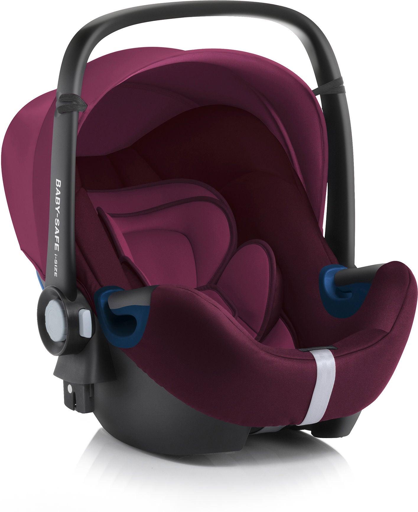 Britax Römer BABY-SAFE 2 i-SIZE Babyskydd, BurRed