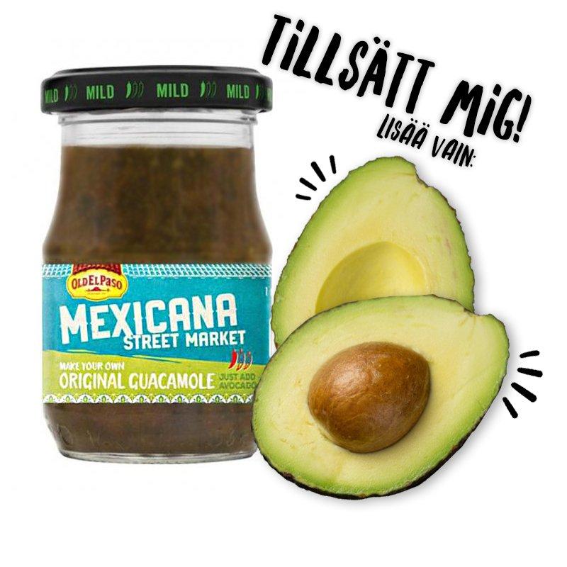 Guacamole-mausteseos 145g - 67% alennus