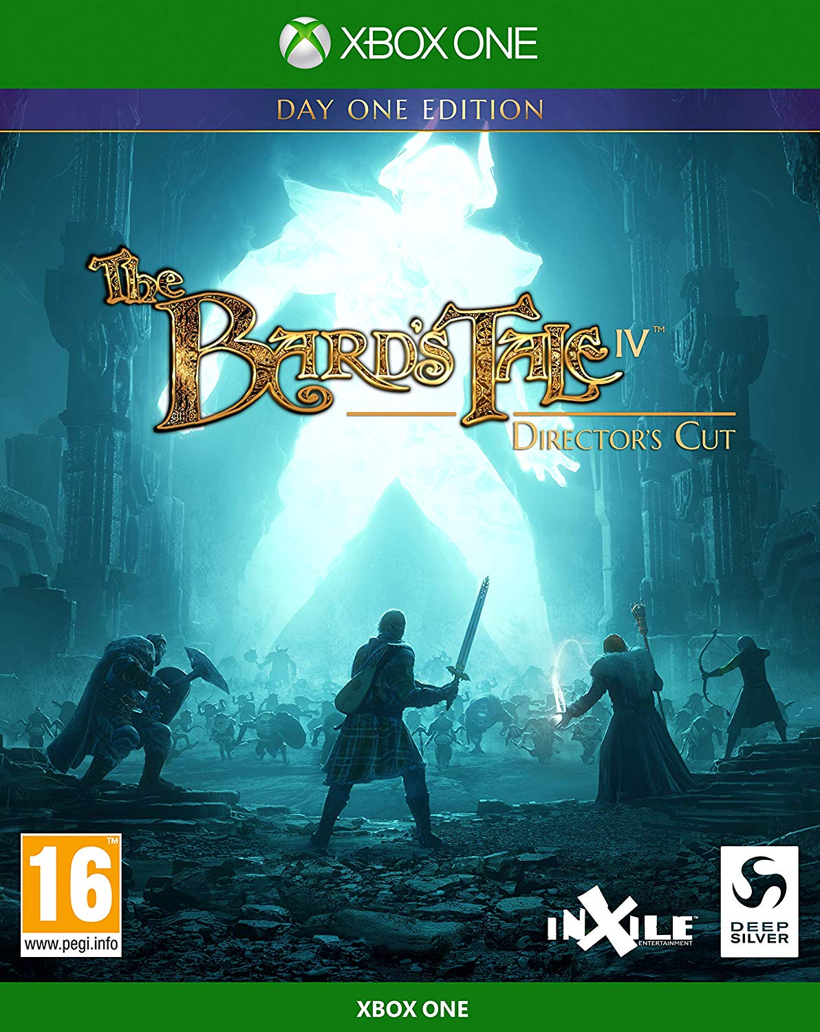 The Bard's Tale IV: Director's Cut (Day One Edition)