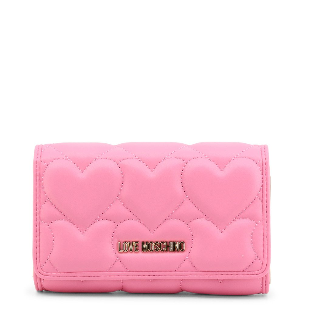 Love Moschino Women's Wallet Various Colours JC5633PP0CKG0 - pink NOSIZE