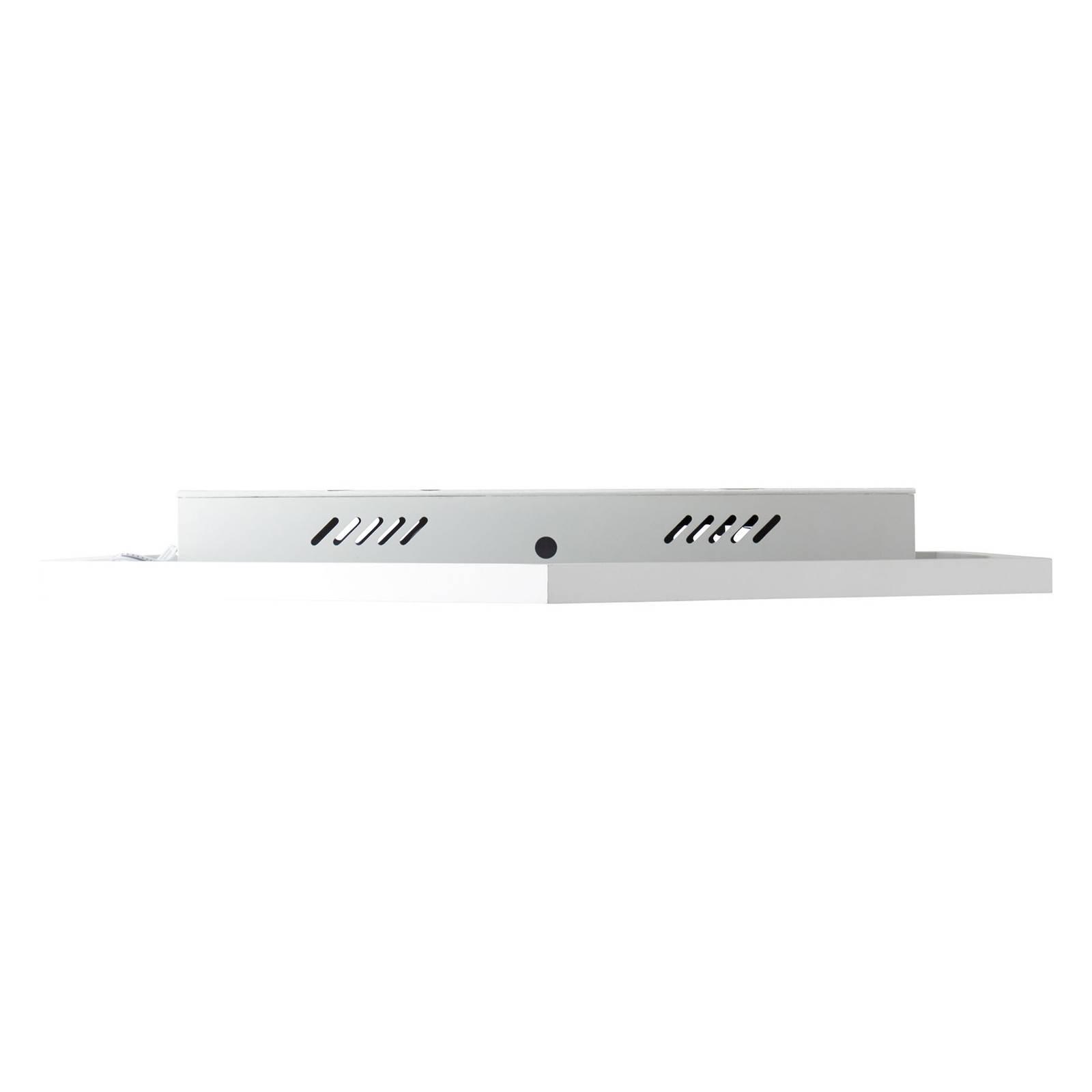AEG Evyn -LED-paneeli 6-kulmainen valkoinen Ø60 cm