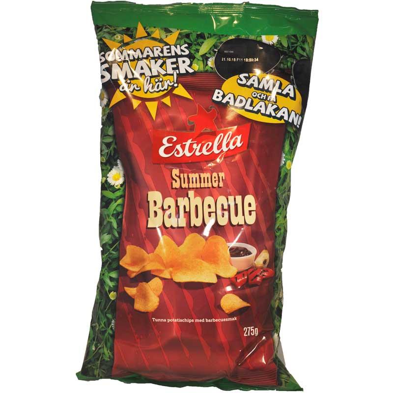 Chips Summer BBQ - 50% rabatt