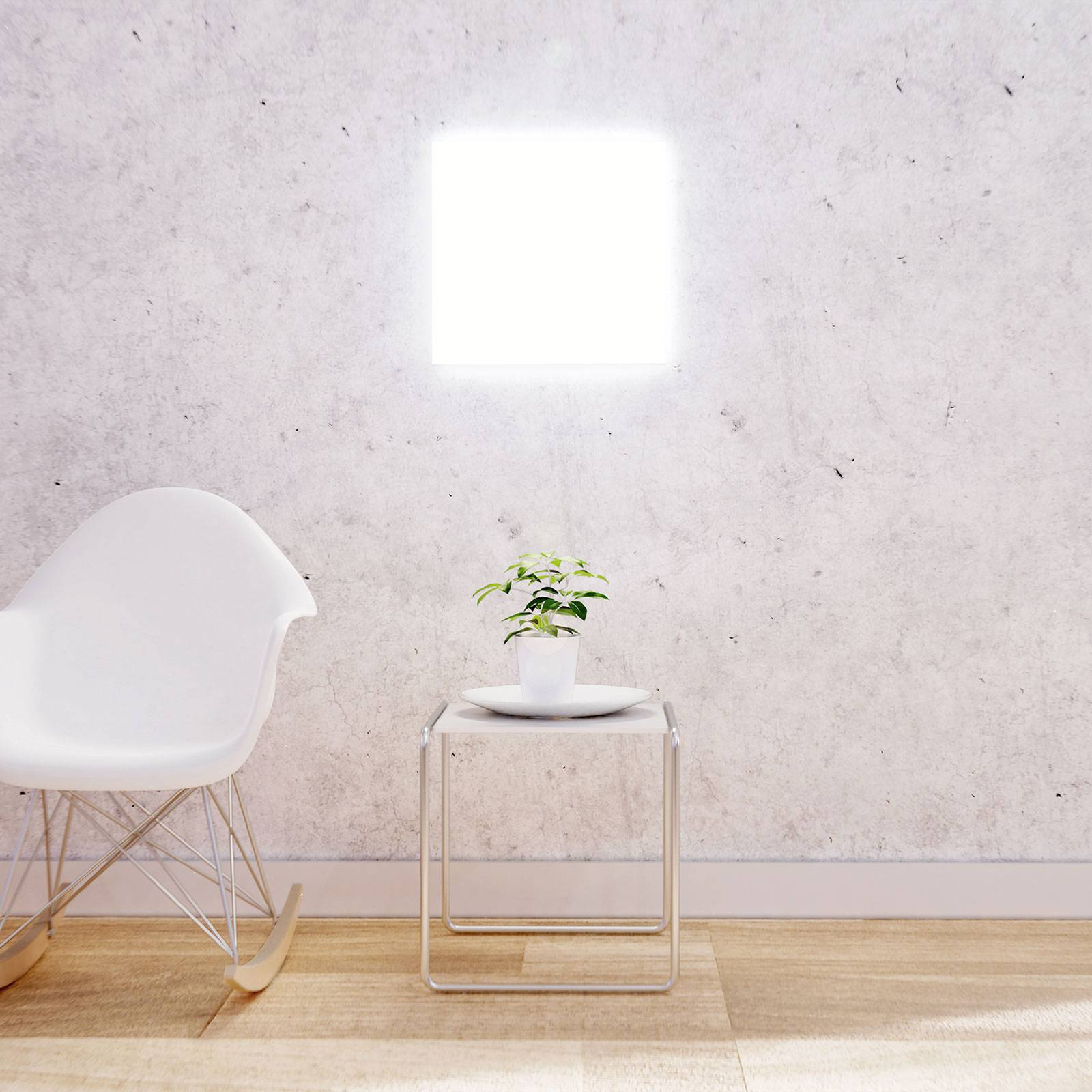 Müller Licht tint-LED-paneeli Aris 60 x 60 cm RGBW