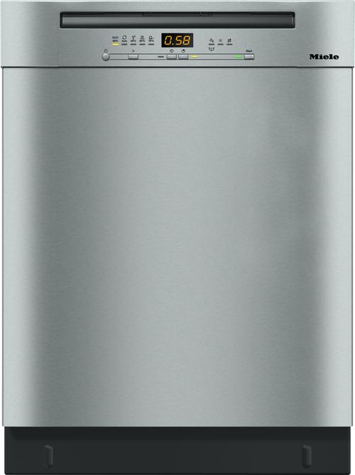 Miele G 5232 Scu Clst Underbygg. Diskmaskin - Rostfritt Stål