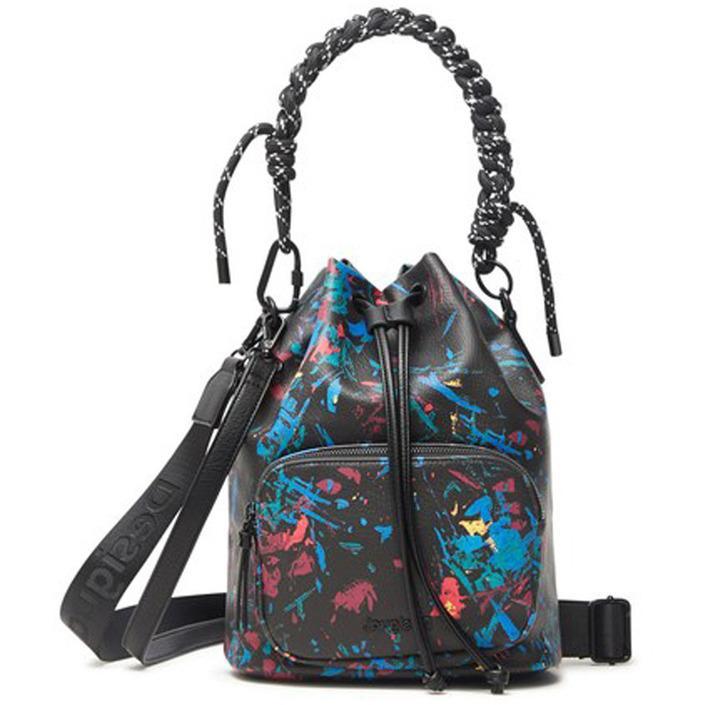 Desigual Women's Handbag Black 319711 - black UNICA