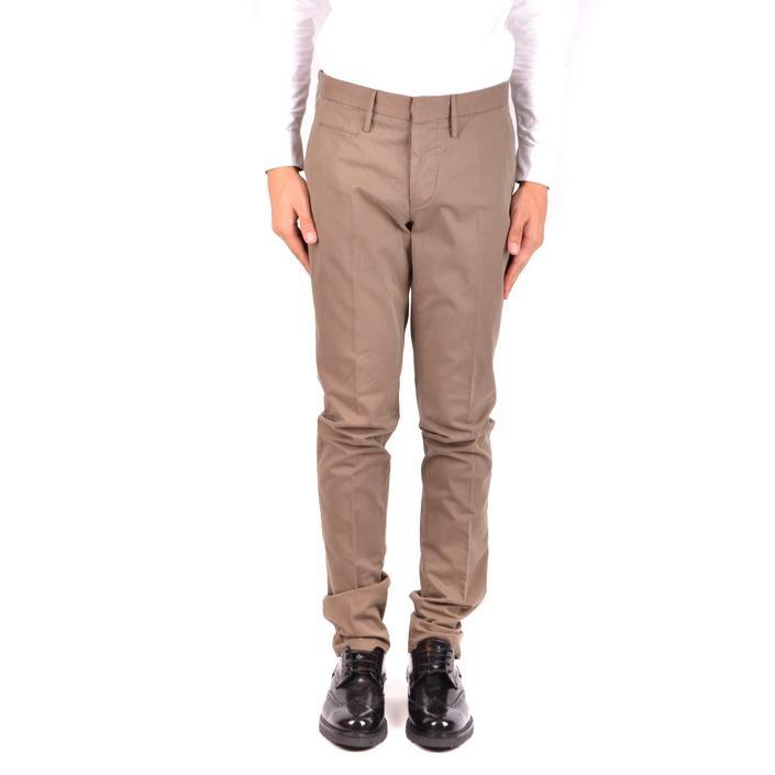 Incotex Men's Trouser Brown 163588 - brown 56