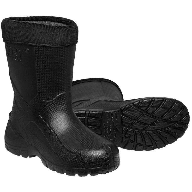 """Kinetic Drywalker Boot 11"""" 43 Varm gummistøvel, Black"""