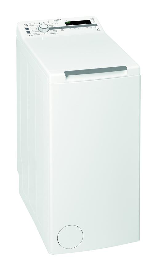 Whirlpool Tdlr6230sseu/n Toppmatad Tvättmaskin - Vit