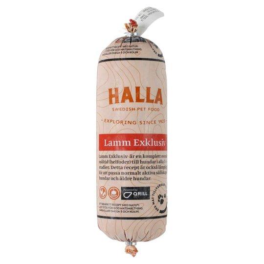 Halla Färskfoder Lamm Exklusiv 500 g