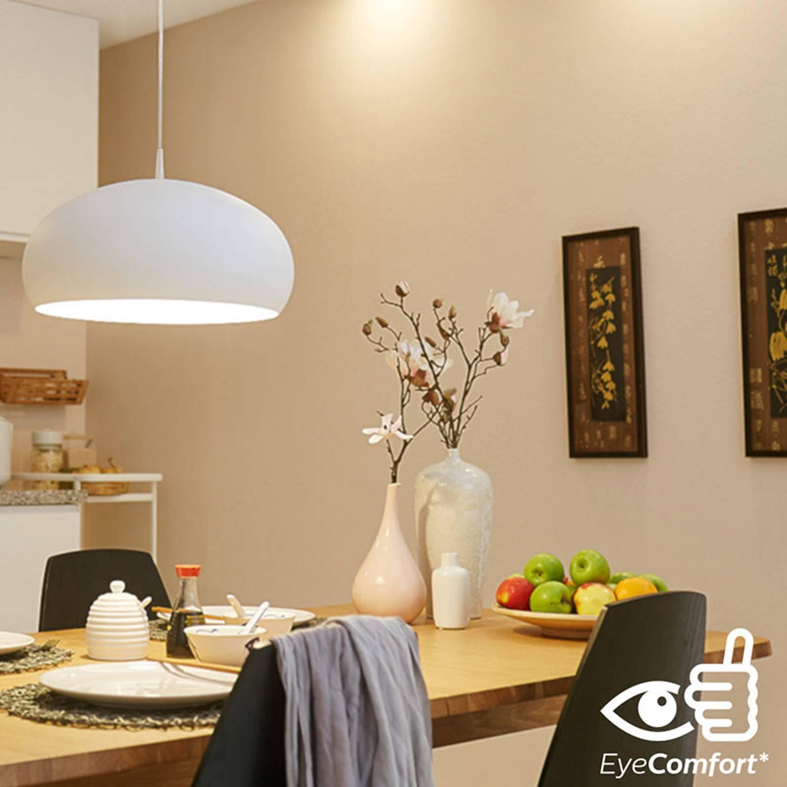 Philips LED-heljastin E27 R80 4W 827