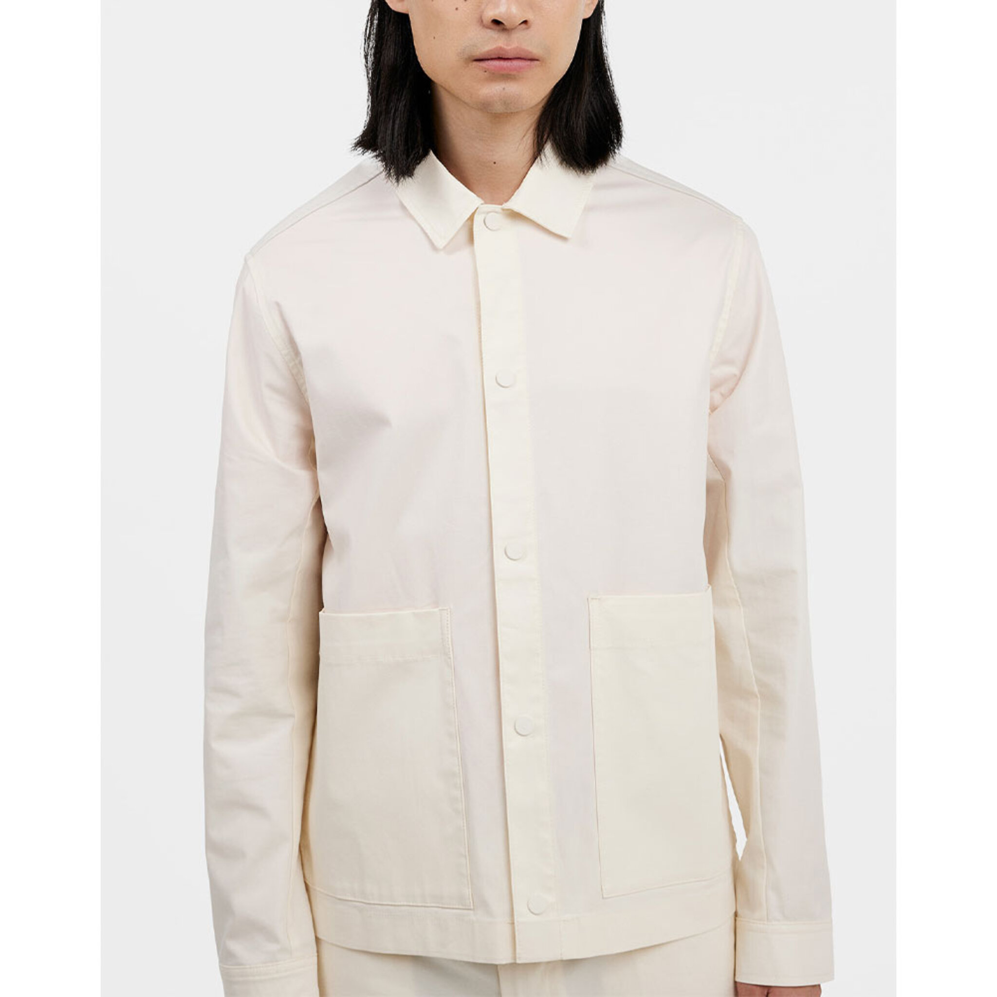 Elmer Cotton Stretch Overshirt