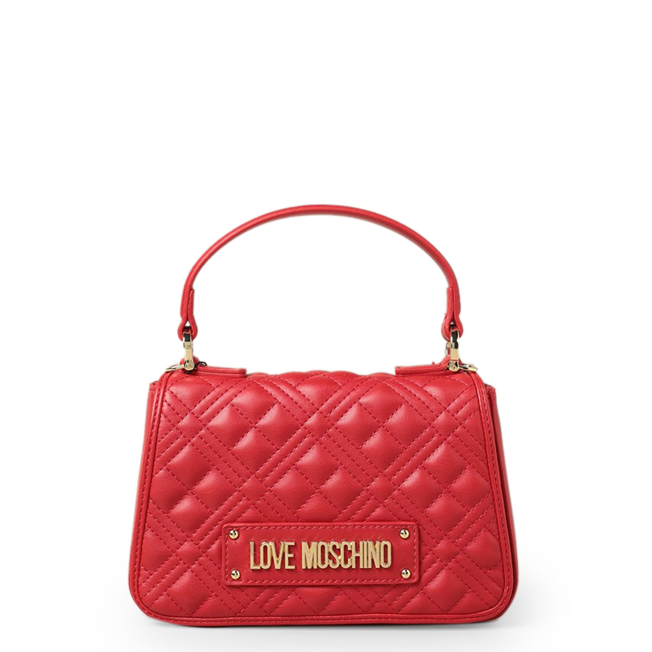 Love Moschino Women's Handbag Various Colours JC4202PP0CKA0 - red NOSIZE