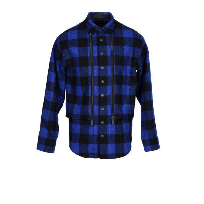 Dsquared Men's Shirt Blue 229595 - blue 48