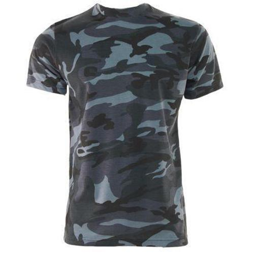 Game Camouflage T-Shirt - Midnight S
