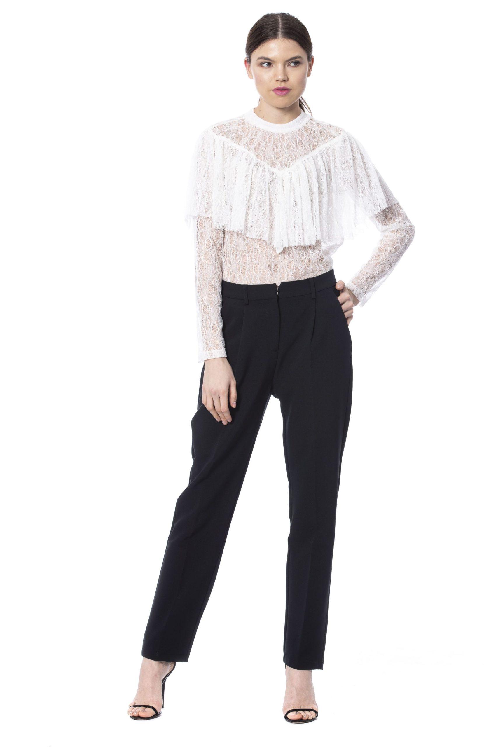 Black Jeans & Pant - IT40   XS