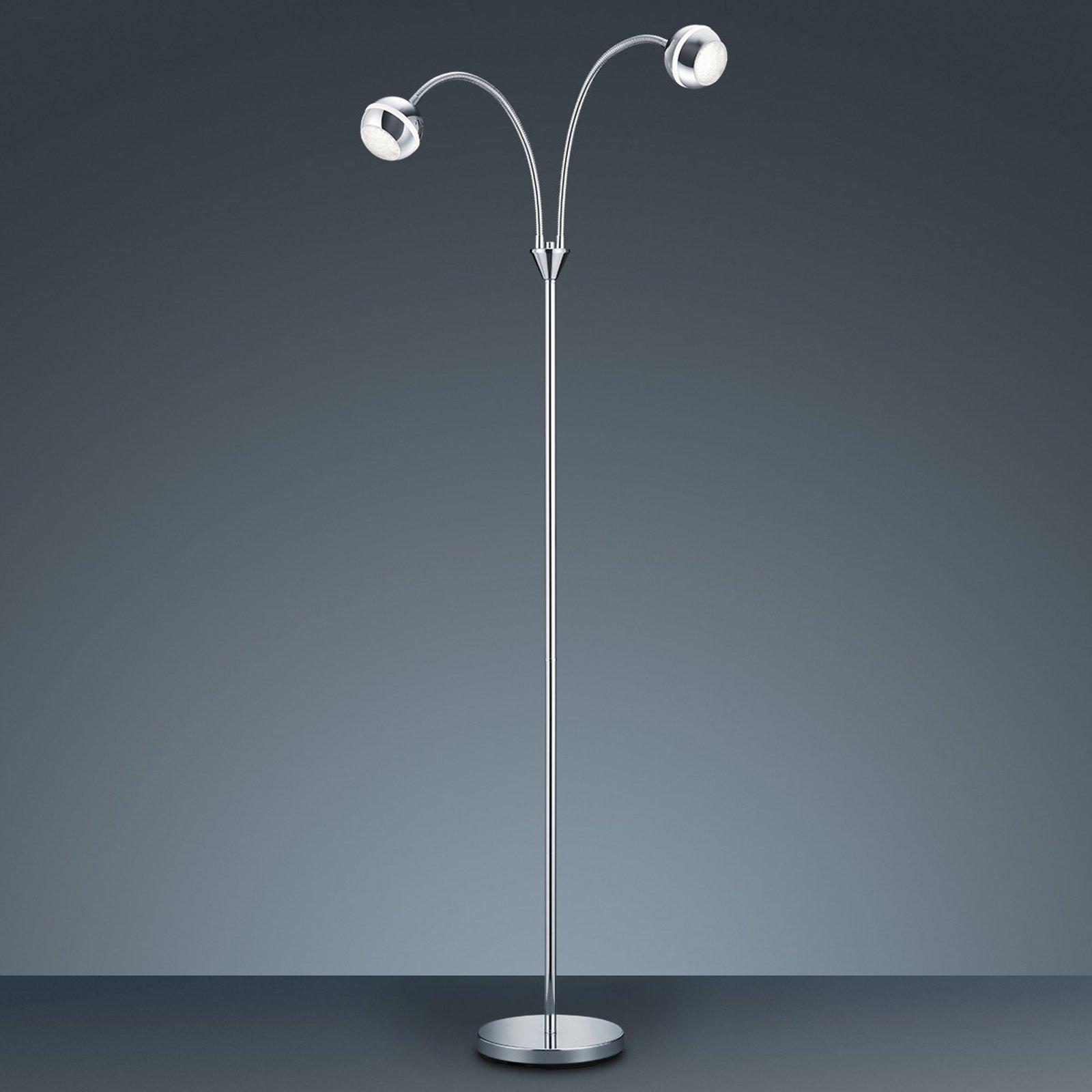 Topunkt LED-stålampe Ada