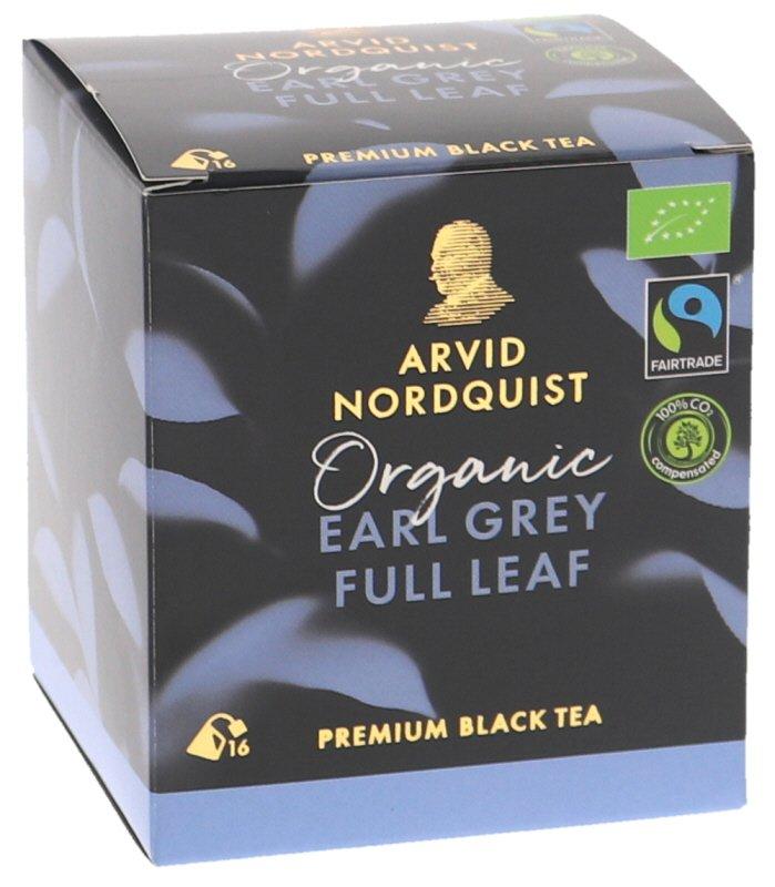 Earl Grey Musta Tee - 50% alennus