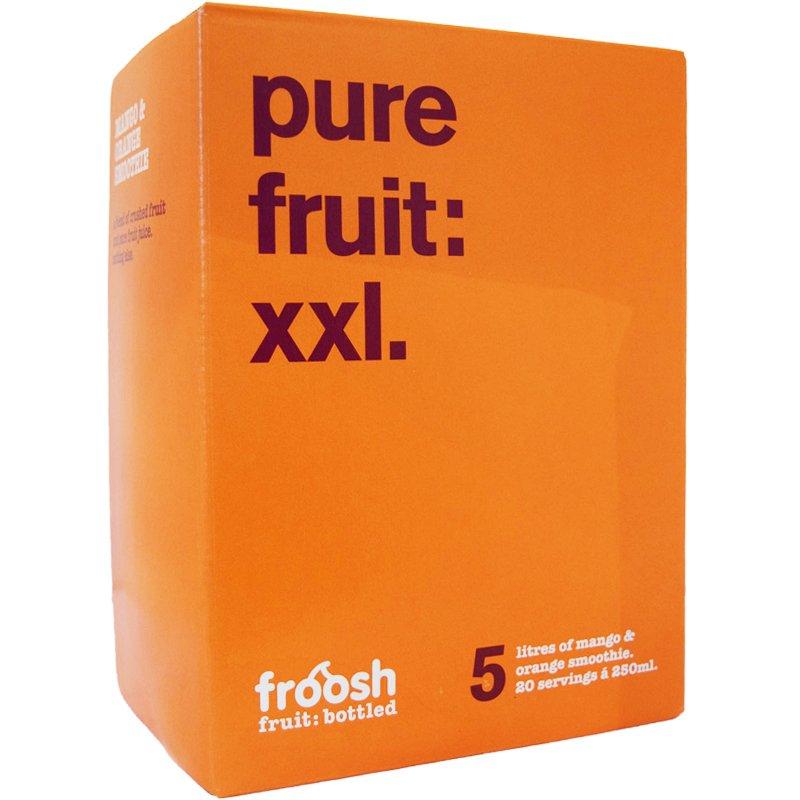 """Mango & Appelsiini Smoothie """"Bag-in-Box"""" 5l - 22% alennus"""