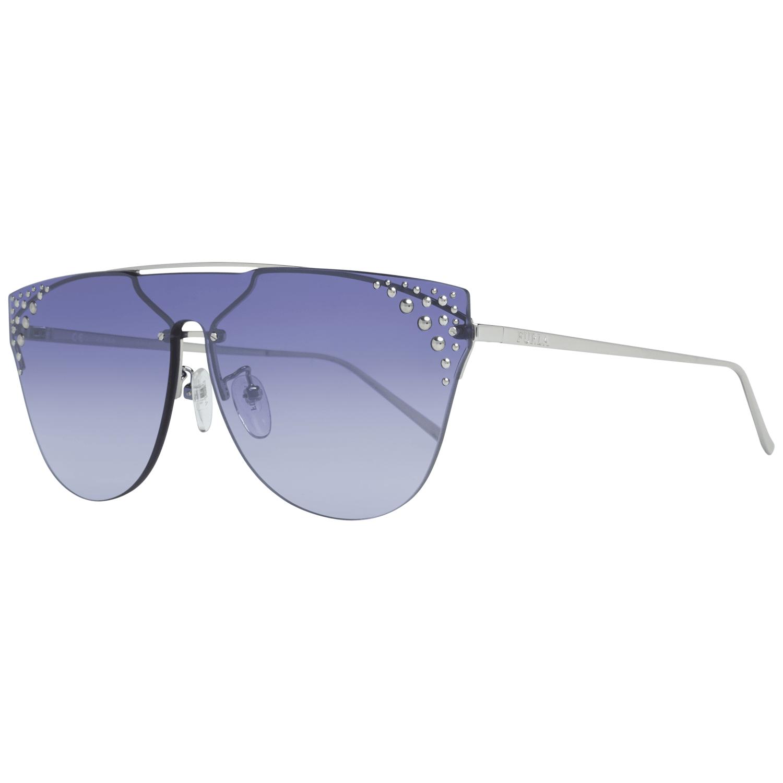 Furla Women's Sunglasses Silver SFU225 99579X