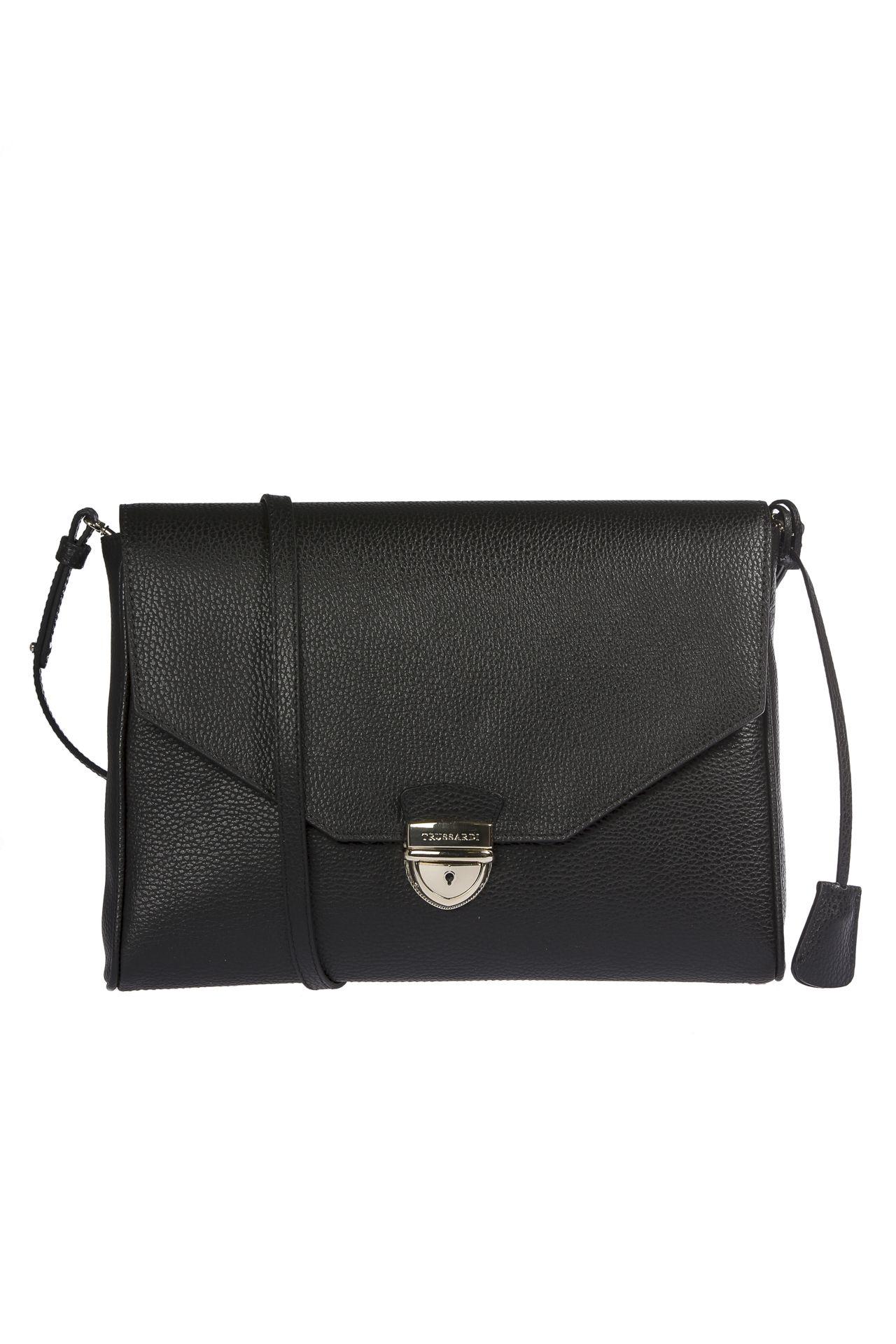 Trussardi Women's Crossbody Bag Brown 1DB435_19Black