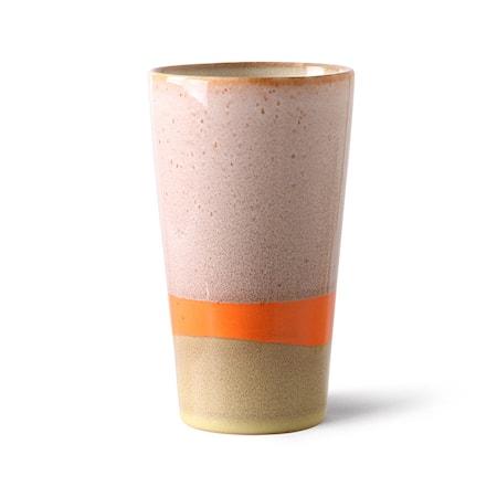 70s ceramics Latte Mugg Saturn