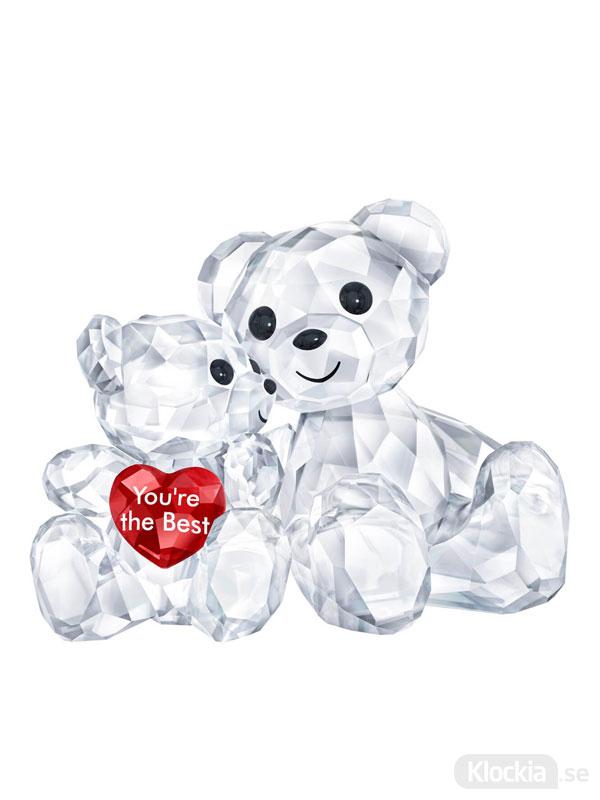 Glasfigur Swarovski Kris Bear - Youre the Best 5427994