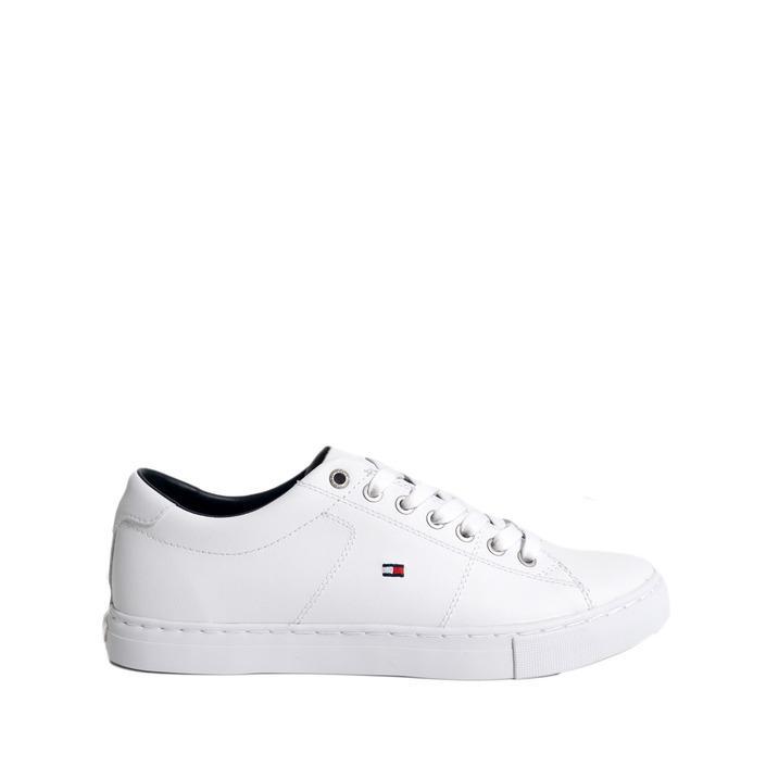 Tommy Hilfiger Men's Trainer White 173024 - white 42