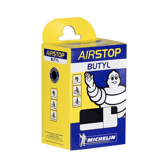 Michelin Airstop Tube 700 X 25-32C, Cykelslang