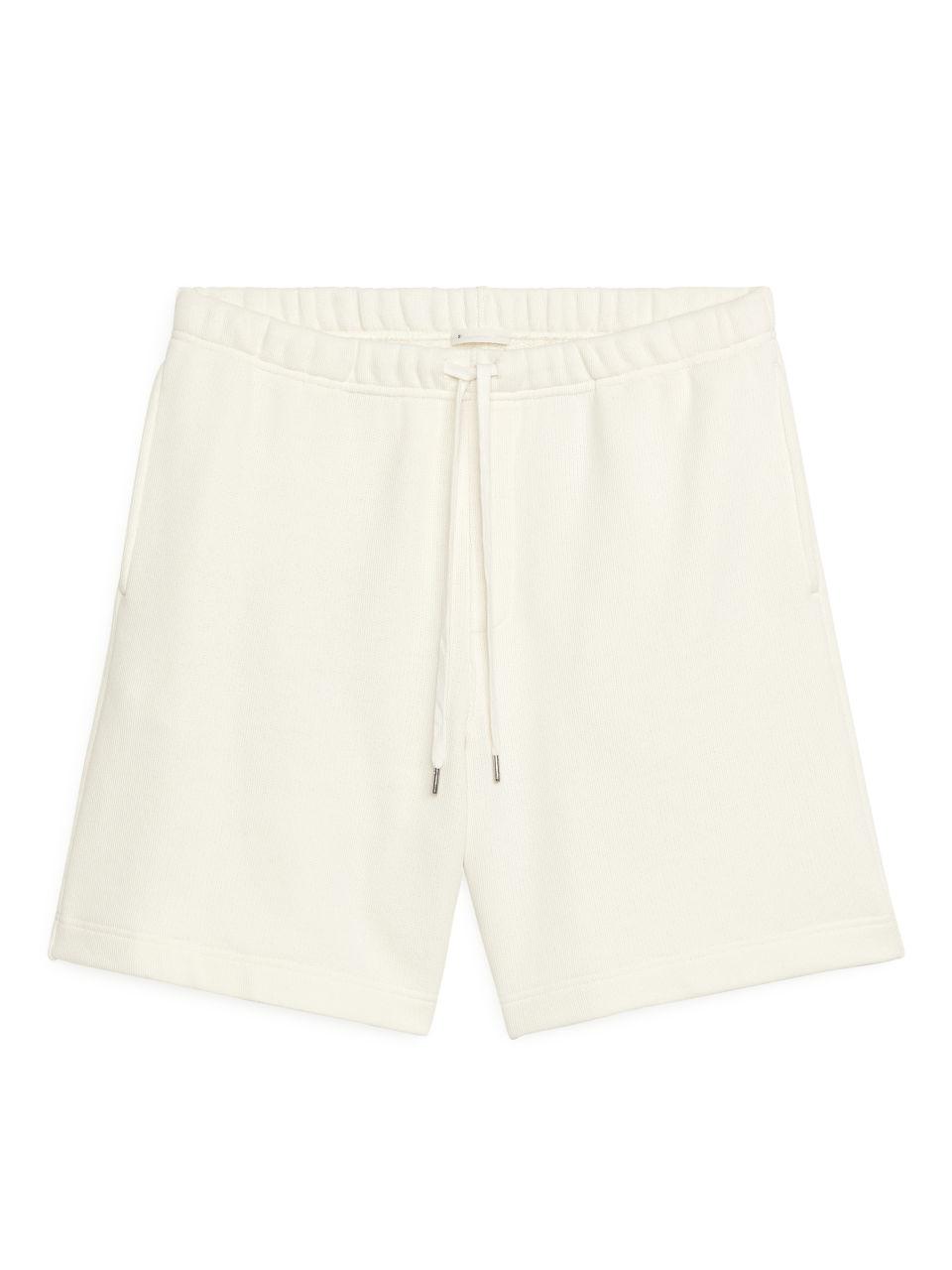 Sweat Shorts - White