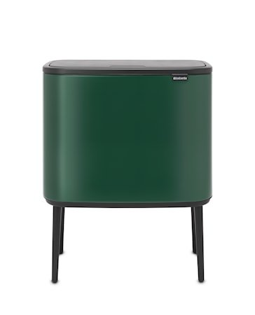 Bo Touch Bin Pine Green 36 liter