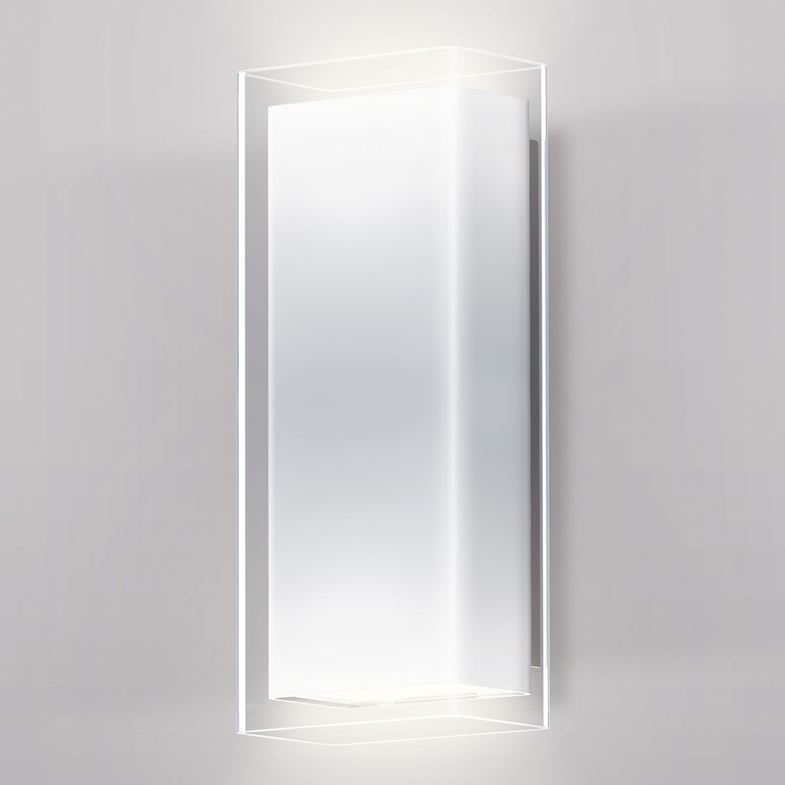 serien.lighting Rod Wall LED-seinävalaisin opaali