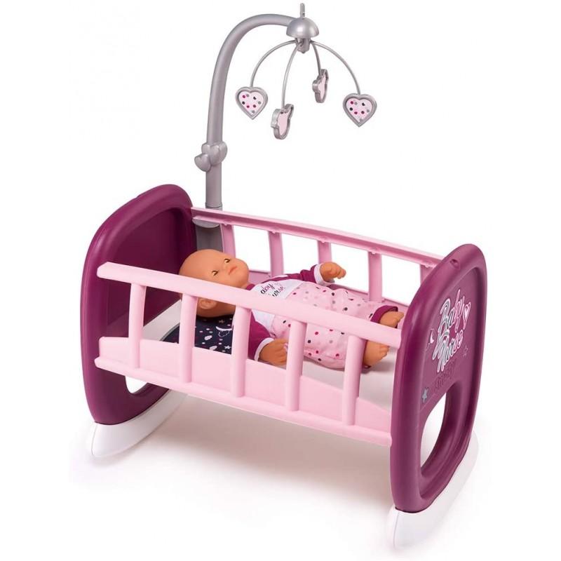 Smoby - Baby Nurse - Baby's Cot (I-7220343)