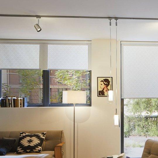 Paulmann URail Shine -LED-kohdevalo, kromia