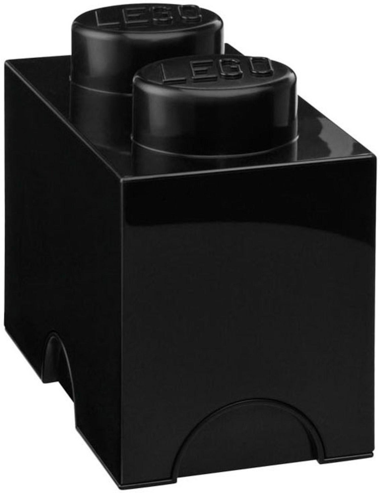 LEGO Säilytyslaatikko 2, Musta