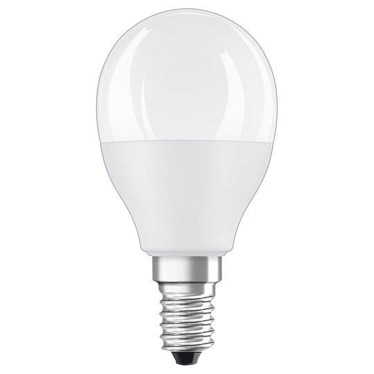 OSRAM-LED-lamppu E14 5,5W Star+pisara matta Remote