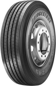 Bridgestone R249 ( 315/80 R22.5 154/150M kaksoistunnus 156/150L )