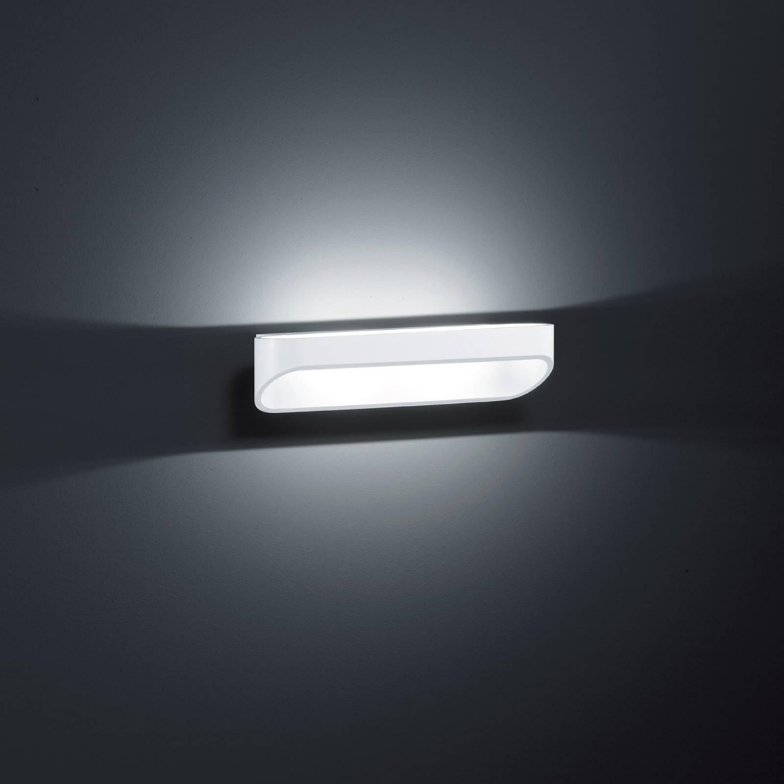 Moderni LED-seinävalo Onno 30 cm, mattavalkoinen
