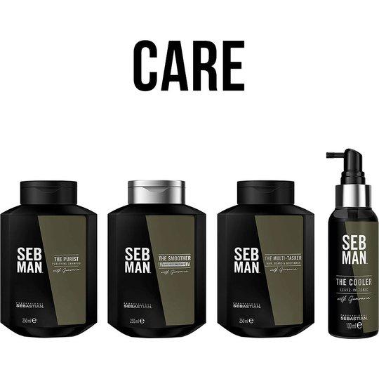 Gentlemen's Care Set, Sebastian Hiustenhoito