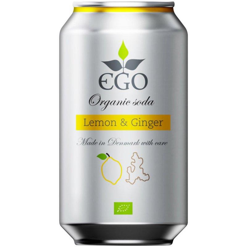 Virvoitusjuoma Lemon & Ginger - 42% alennus