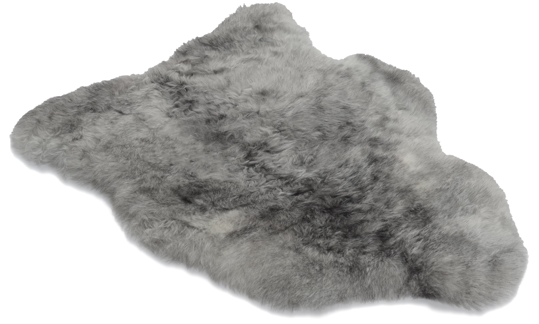 Nelly natural grey - saueskinn øko