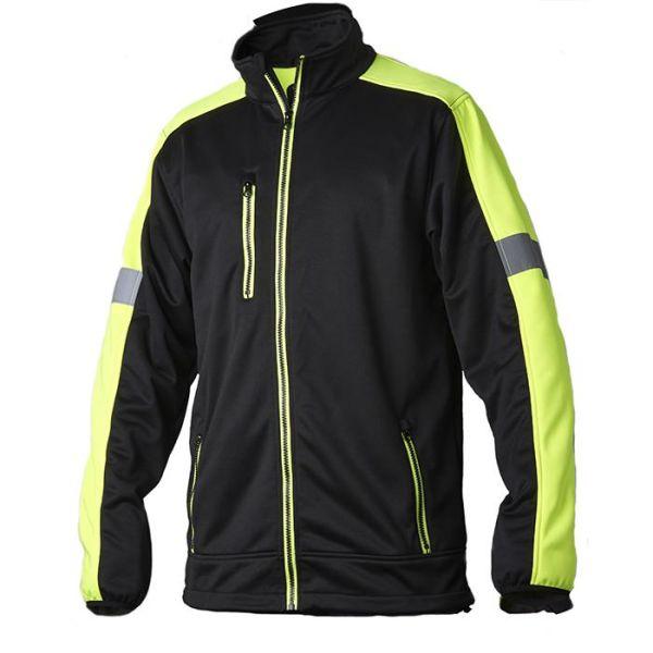 Vidar Workwear V70085103 Genser gul/svart XS