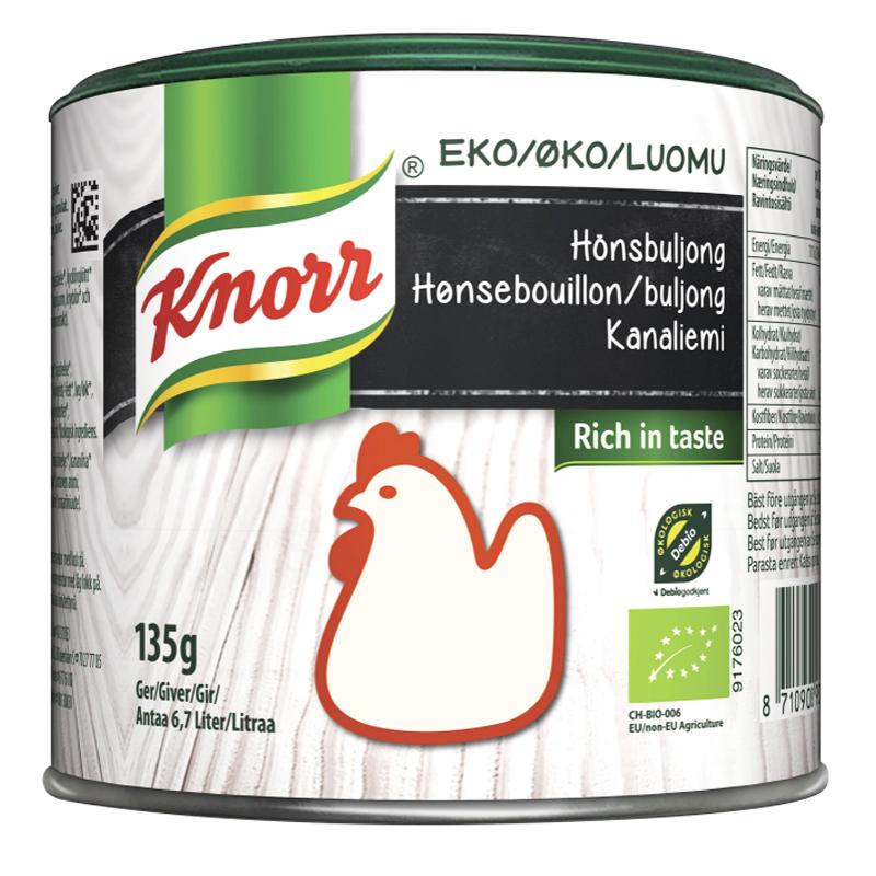 Eko Hönsbuljong 135g - 40% rabatt