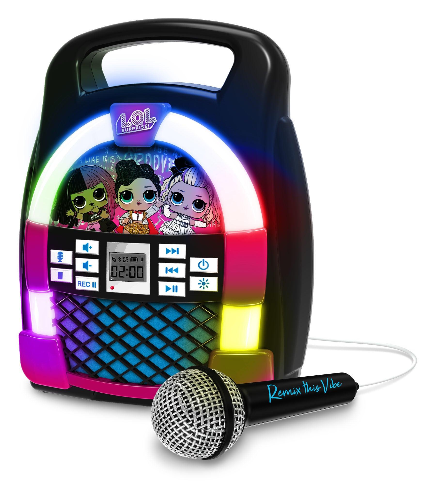 L.O.L. Surprise! MP3 Karaokemaskin