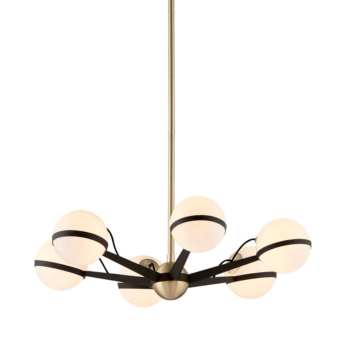 Troy Lighting | Ace Chandelier | Small