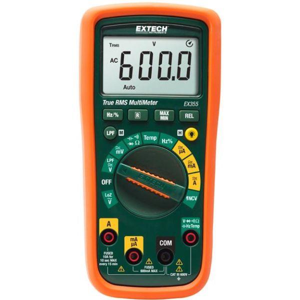Extech EX355 Yleismittari