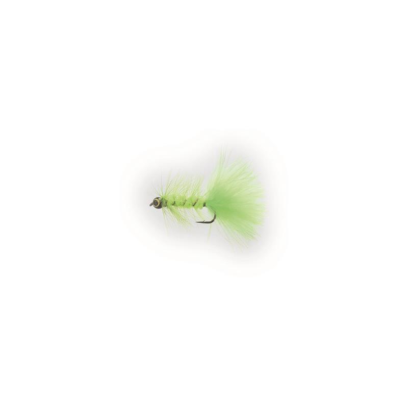 Dog Nobbler #8 Fluo Green Kjøp 12 fluer få gratis flueboks